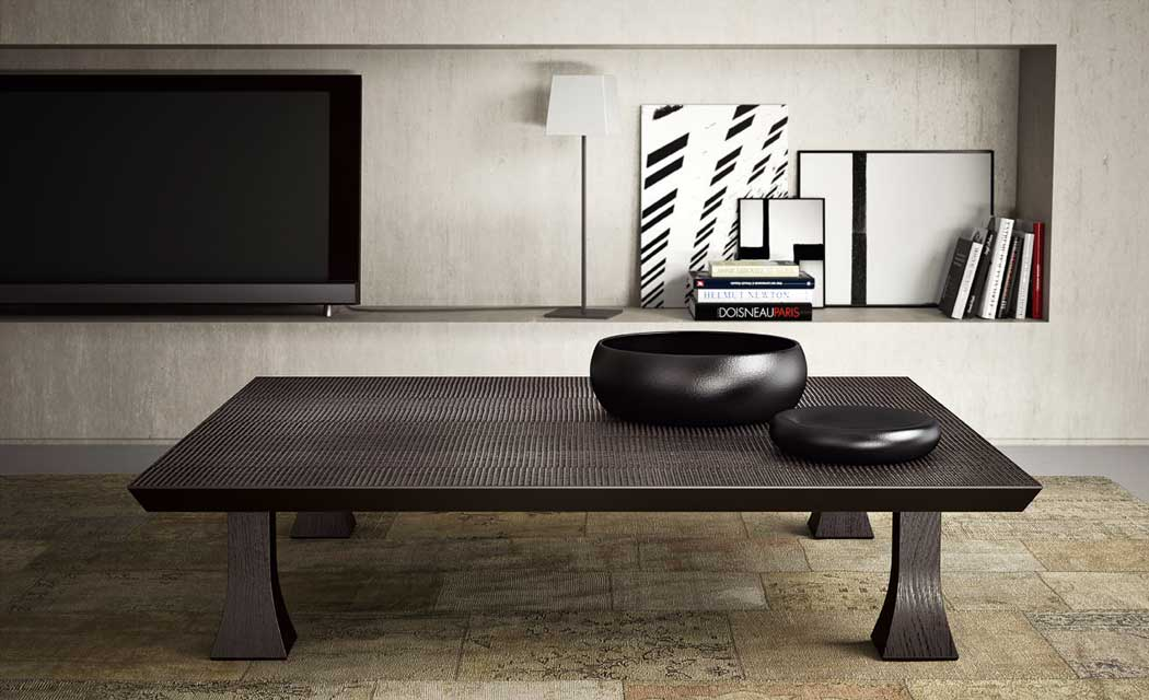 hand lyon collection casamilano mobilier et design contemporain table basse. Black Bedroom Furniture Sets. Home Design Ideas