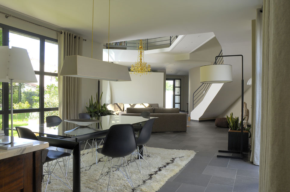 Hand lyon pierre emmanuel martin et st phane garotin for Amenagement interieur maison