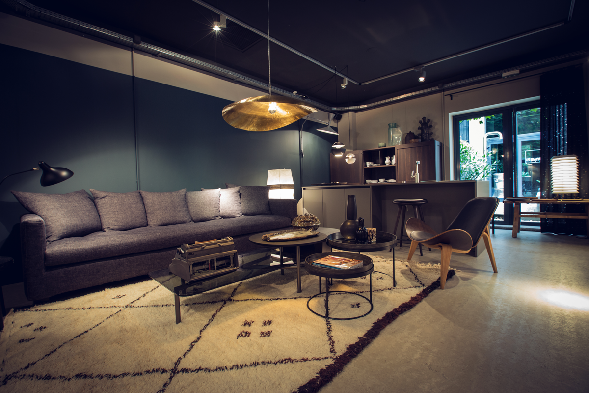 Maison Hand - Ambiance Showroom 2018 - photos Jean Charles Dal Ben