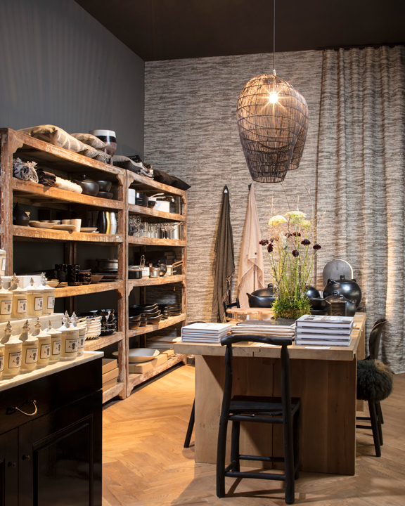 Maison HAND Lyon - showroom LA TABLE - photos - Guillaume Grasset