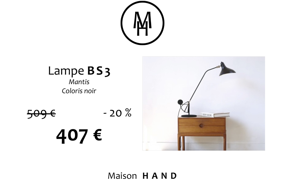 Maison HAND - remises septembre 2019